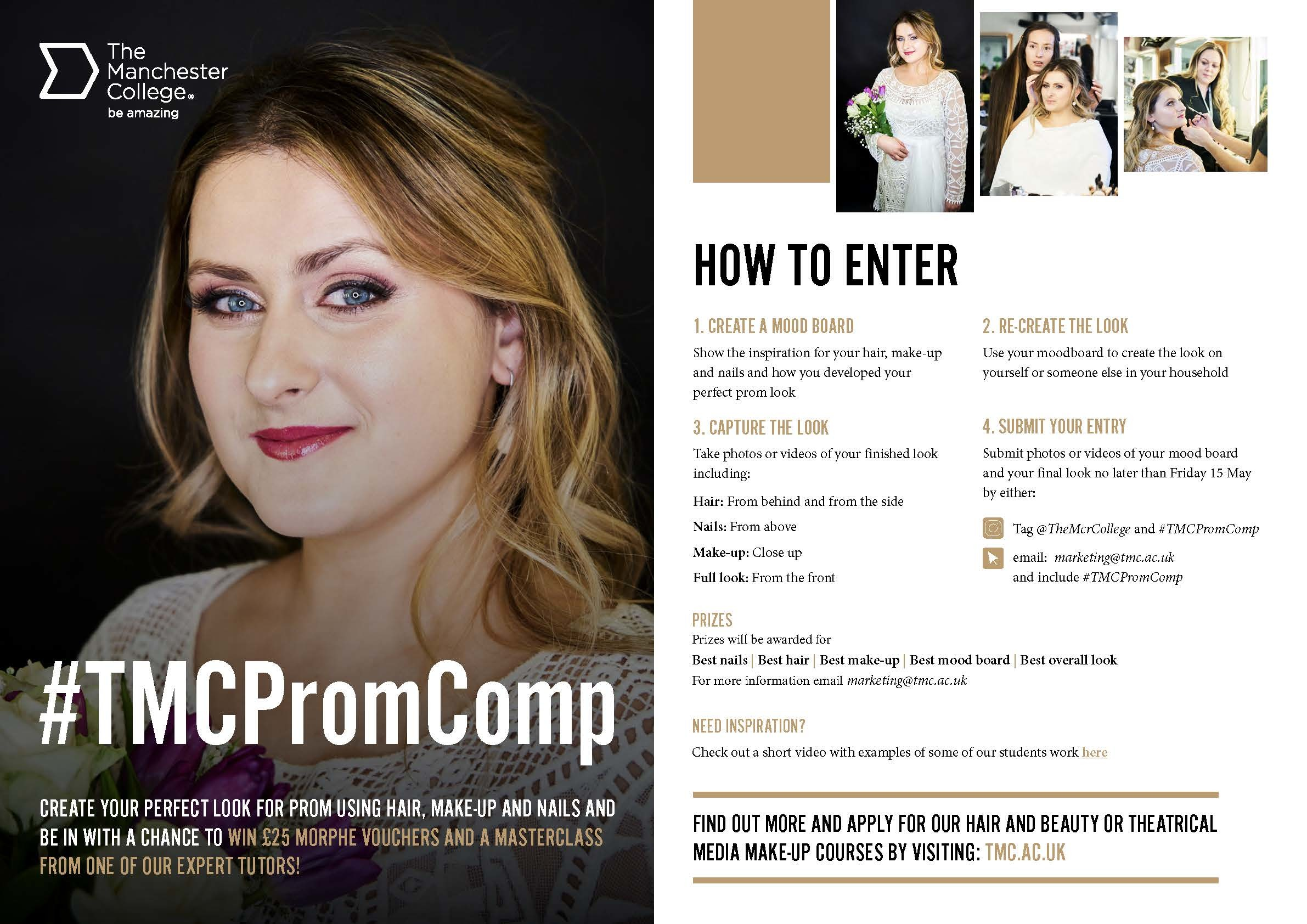 4695 Hair & Beauty   Prom Comp Flyer V5