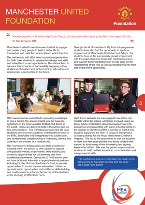 MEA Sixth Form Prospectus May 20 v4 Page 05