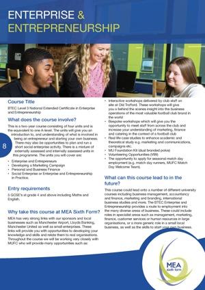 MEA Sixth Form Prospectus May 20 v4 Page 08