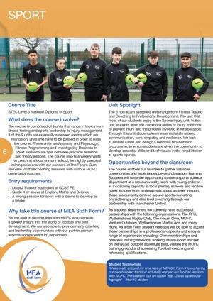 MEA Sixth Form Prospectus May 20 v4 Page 06